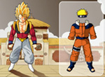 Dragon Ball Z Dress-Up
