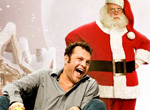 Fred Claus - Course de traineau