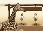 Girafe virtuelle
