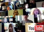 La chorale virtuelle de YouTube