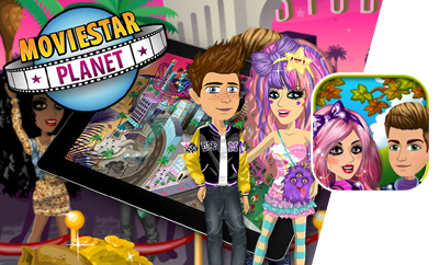 moviestarplanet gratuitement sur tablette android