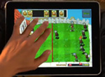 Plants vs Zombies sur iPad - Le onzi�me doigt