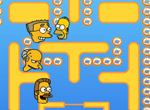 Simpsons Pac Man