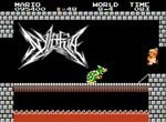 Super Mario Bros Castle Death Metal