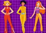 Totally Spies - Mission habillage