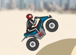 Trial Quad - Dune Bashing in Dubai